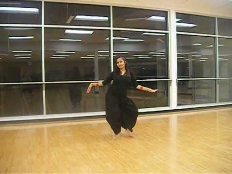 Trisha Sarker - Mujhe Rang De - Bollywood Dance Class