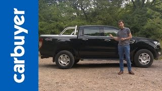 New 2016 Ford Ranger pickup in-depth review – Carbuyer – James Batchelor