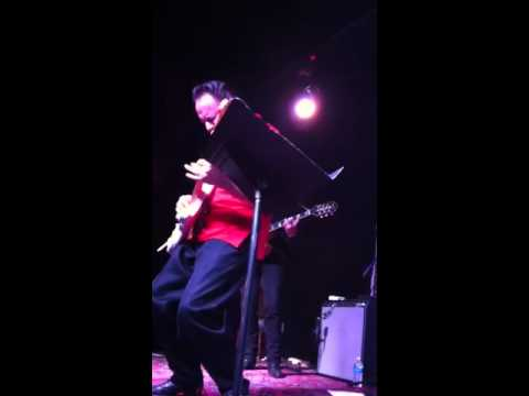 Jimmie Vaughan live at Sam's Burger joint 09/23/2012
