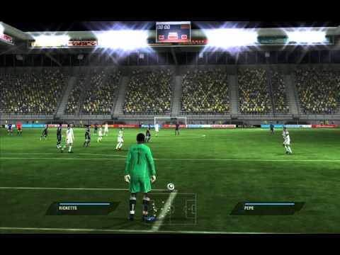FIFA 11 HYBRID GAMEPLAY 5.0 - Little preview - OUT NOW!