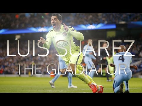 Luis Suarez - The Gladiator - 2015