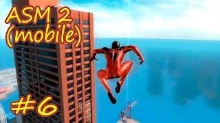 Прохождение игры новый человек паук 2 мобильная версия