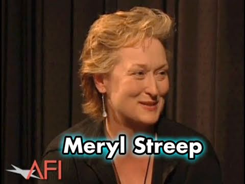 Meryl Streep On Accessing The Characters Within