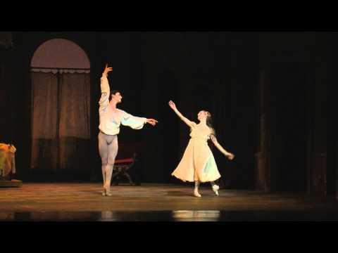 Ben Stevenson's Romeo and Juliet (clip 1)