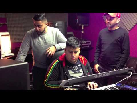 Dil Vich - Lucky Sidhu Ft. Arminder Nahal & DJ Amz - The Making...