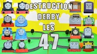 DESTRUCTION DERBY Thomas and Friends: LES 47
