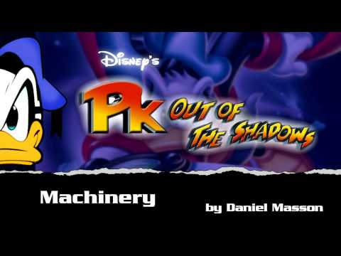 Disney's PK: Out of the shadows - Machinery [OST]