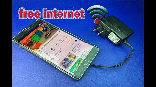 New Technology 2019 , Free internet Data at home 100% WiFi