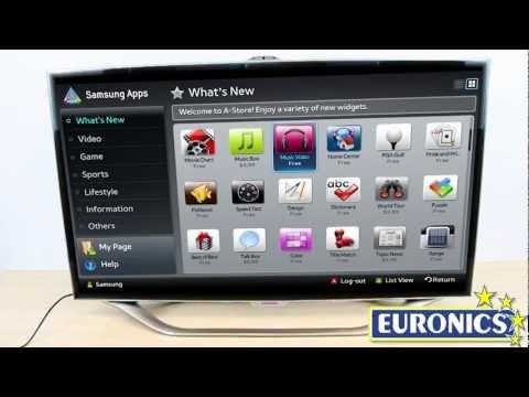 Tv LED 3D Samsung UE55ES8000