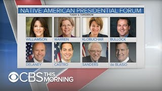 Democratic presidential contenders stump in Iowa