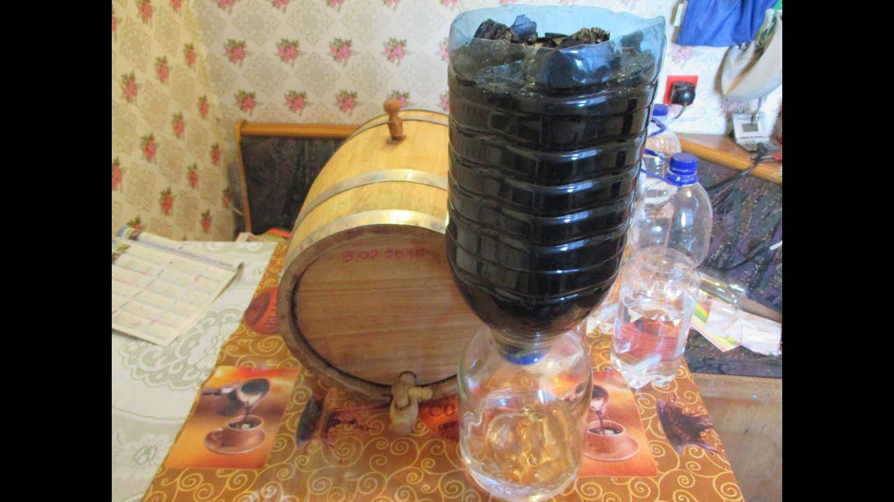 Как сделать угольный фильтр для самогона своими руками 6