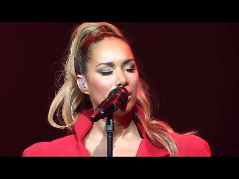Leona Lewis  &#039;A Moment Like This&#039; live Nottingham Royal Concert Hall 30.04.13 HD