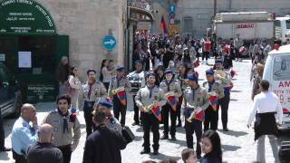 Easter 2011 in Jerusalem