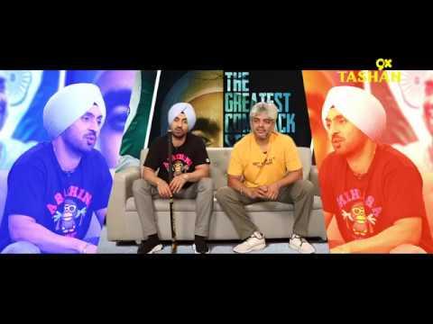 Diljit Dosanjh  Shaad Ali   Dil Di Gal  Soorma  9X Tashan  Promo