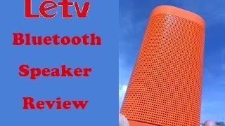 [Hindi] LeTv Bluetooth speaker review