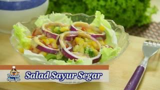 Masak Apa Ya | Salad Sayur Edit