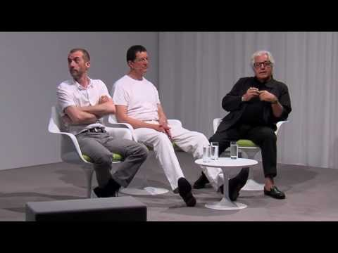 Salon | Artist Talk | Antony Gormley: Making Space
