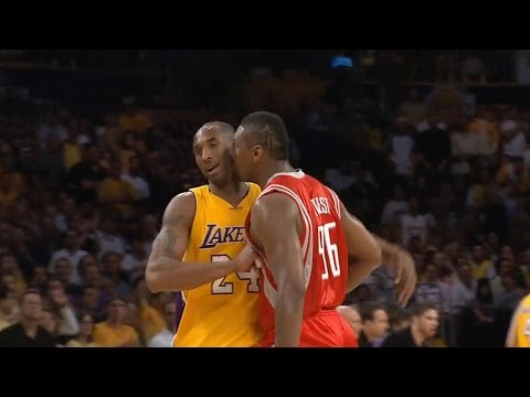 Kobe Bryant Highlights vs Houston Rockets 2009 WCSF GM2 - 40 Points, 16-27 FG