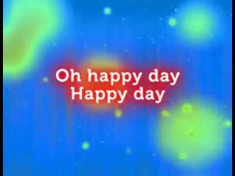 Happy Day video