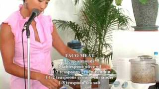Ani Phyo's Raw Food Kitchen: Baja Taco Wraps