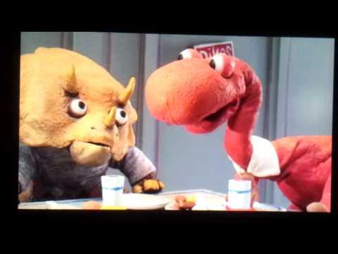 Dinosaur Office Thanksgiving Special