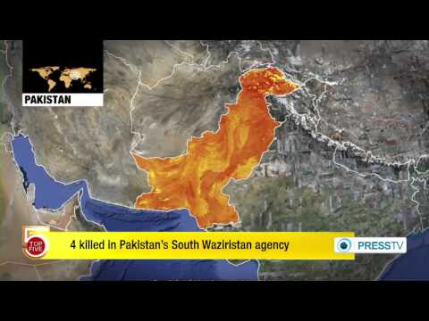 Four People Killed By U.S. Drone Strike In NW Pakistan