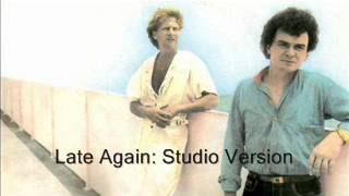 Watch Air Supply Late Again video