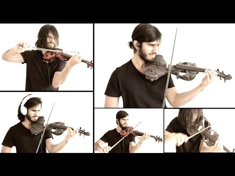 System of a Down - Toxicity - VIOLIN ROCK cover - Metalviolin