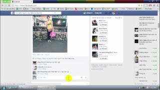 Mẹo Facebook : cách gửi tin nhắn & bình luận bằng âm thanh với Chrom, Cốc cốc