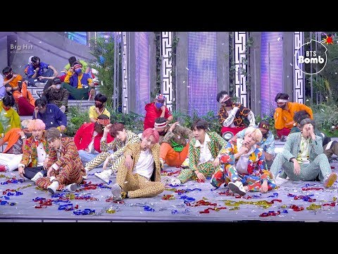[BANGTAN BOMB] 'IDOL' Comeback Stage (BTS focus) @MCOUNTDOWN - BTS (방탄소년단)