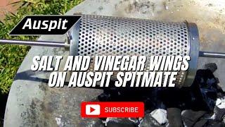 Salt and Vinegar Wings on Auspit Spitmate