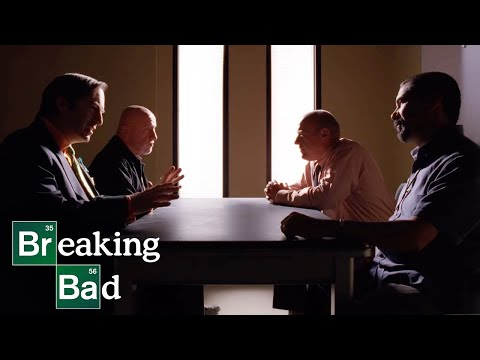 Saul Goodman vs. Hank Schrader - S5 E6 Clip #BreakingBad