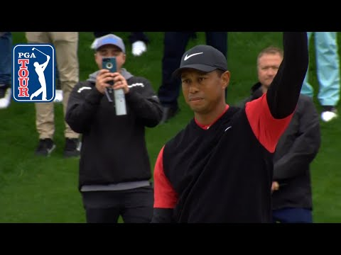 Incredible golf recoveries: flubs followed by hole-outs