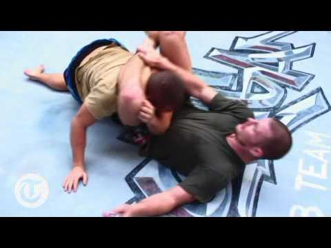 UFC Training With Michael Bisping 2: How to submit Image 1
