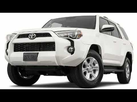 2019 Toyota  4Runner Video