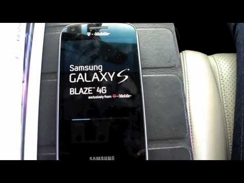 How to Unlock Samsung Galaxy S Blaze 4G SGH-T769 T-Mobile by Sim Unlock Code