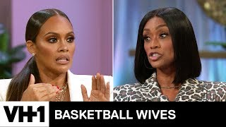 Tami Challenges Evelyn to Go Outside | Basketball Wives