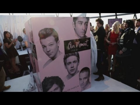 One Direction launch 'Our Moment' fragrance
