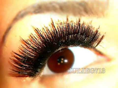 False Lashes: How To Apply/Remove/Maintain