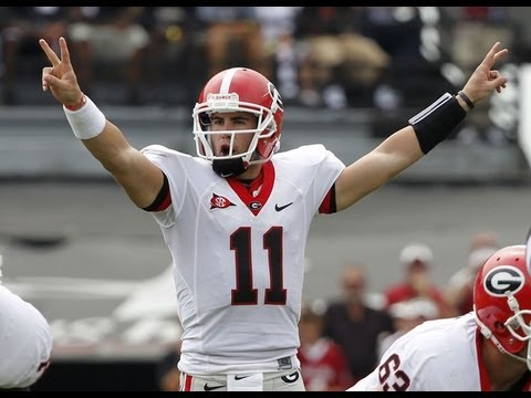 The Supreme Aaron Murray Highlights (2014 NFL Draft)