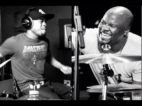 Tony Royster Jr and Chris Coleman Insane Drum solos