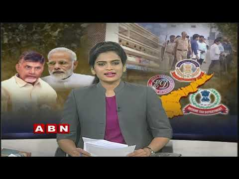 Debate | IT Department Raids on Andhra Pradesh TDP Leaders | Part 1