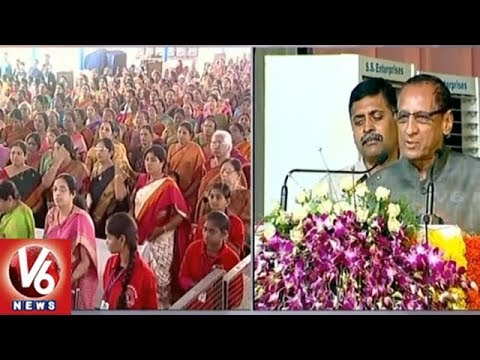 Governor Narasimhan Speech At Vani Niketan School Golden Jubilee Celebrations | Karimnagar | V6 News