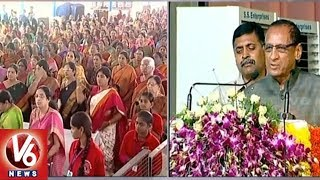 Governor Narasimhan Speech At Vani Niketan School Golden Jubilee Celebrations | Karimnagar