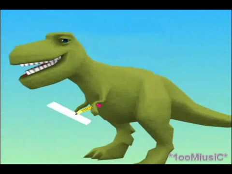El dinosaurio anacleto