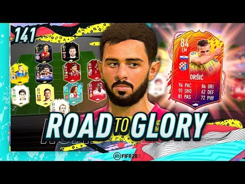FIFA 20 ROAD TO GLORY #141 - NEW FIRST TEAM PLAYER??
