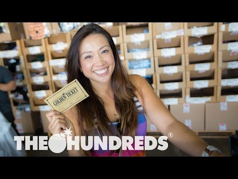 THE HUNDREDS :: WAREHOUSE SALE 2013