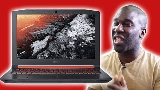 ACER Nitro 5 AMD Ryzen 5 RX 560X Gaming Laptop Review/Benchmarks