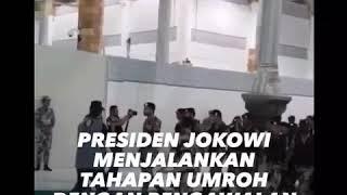 Makjleb! Rizieq di Tolak Bertemu Presiden di Mekkah Karna Masalah Hukum