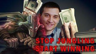How to farm like EG.Arteezy WITHOUT jungling   Juggernaut Guide